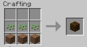 Minecraft-craft-ferme