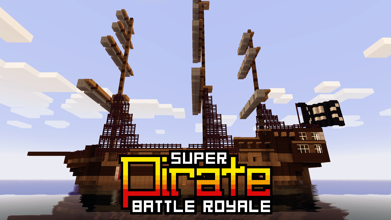 Map-Aventure-Super-Pirate-Battle-Royal-Disco-minecraft