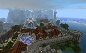 map-minecraft-Castle-Lividus-telecharger