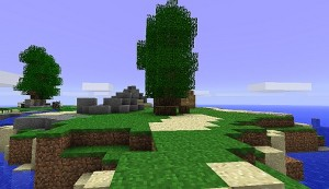 minecraft map survival ile
