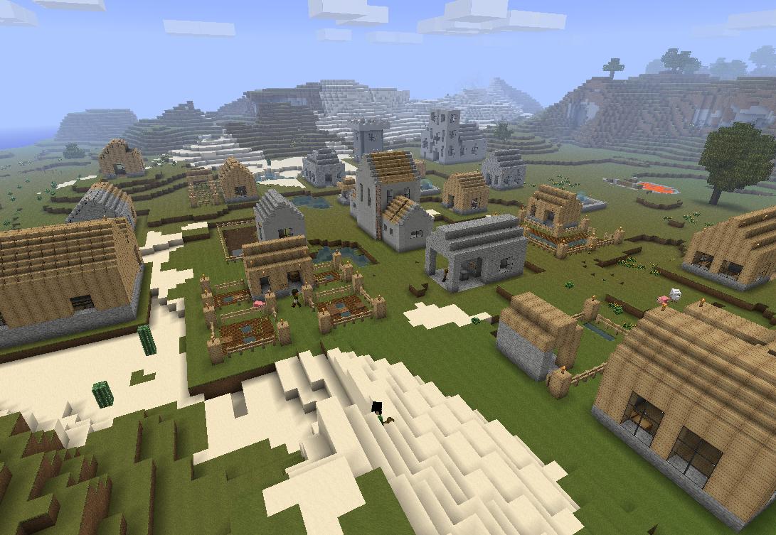 Mod millénaire est un mod aventure pour minecraft 1 5 1