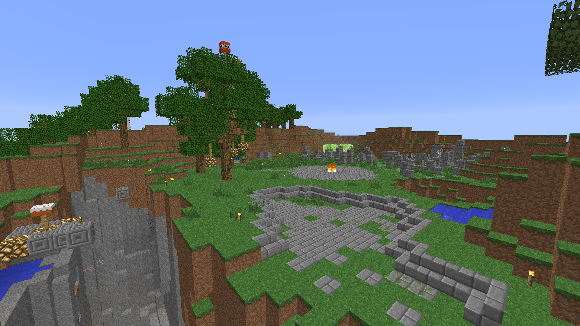 Minecraft land of new age - 8