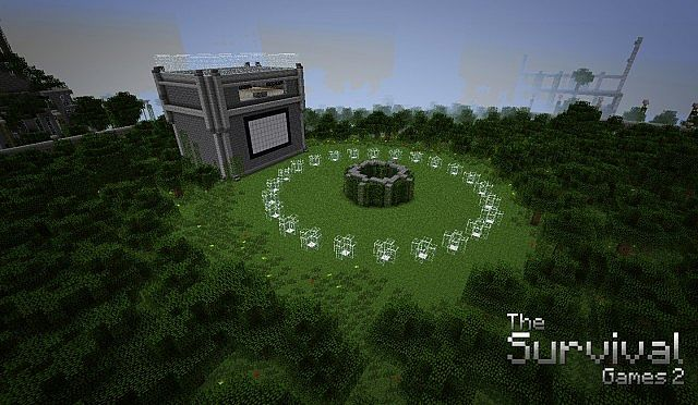 Map-minecraft-aventure-survival-the-survival-games-2-spawn