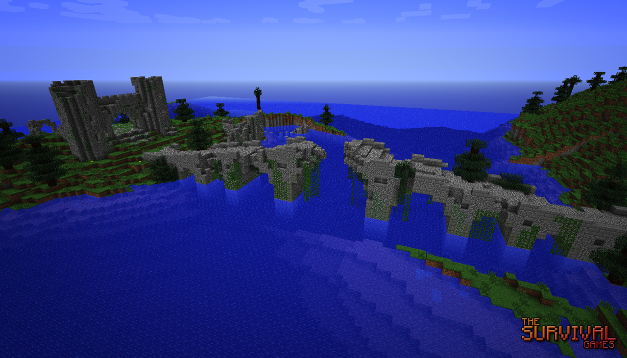 Map-survie-the-survival-games-minecraft-jump