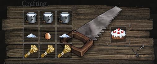 Comment faire un g teau dans minecraft minecraft - Comment faire un evier dans minecraft ...