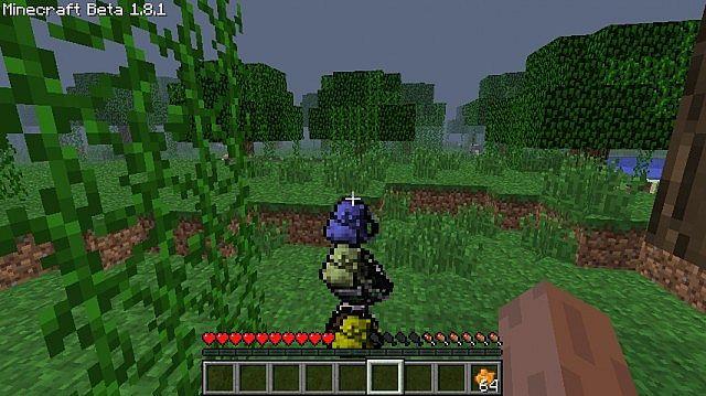 Minecraft_mod_Backpack