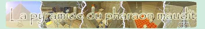 minecraft-map-aventure-francaise-pyramide-temple-maudit-baniere