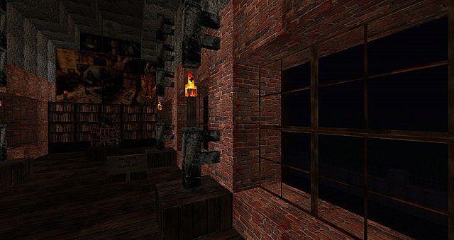 minecraft-texture-pack-256x256-silent-hill-maison