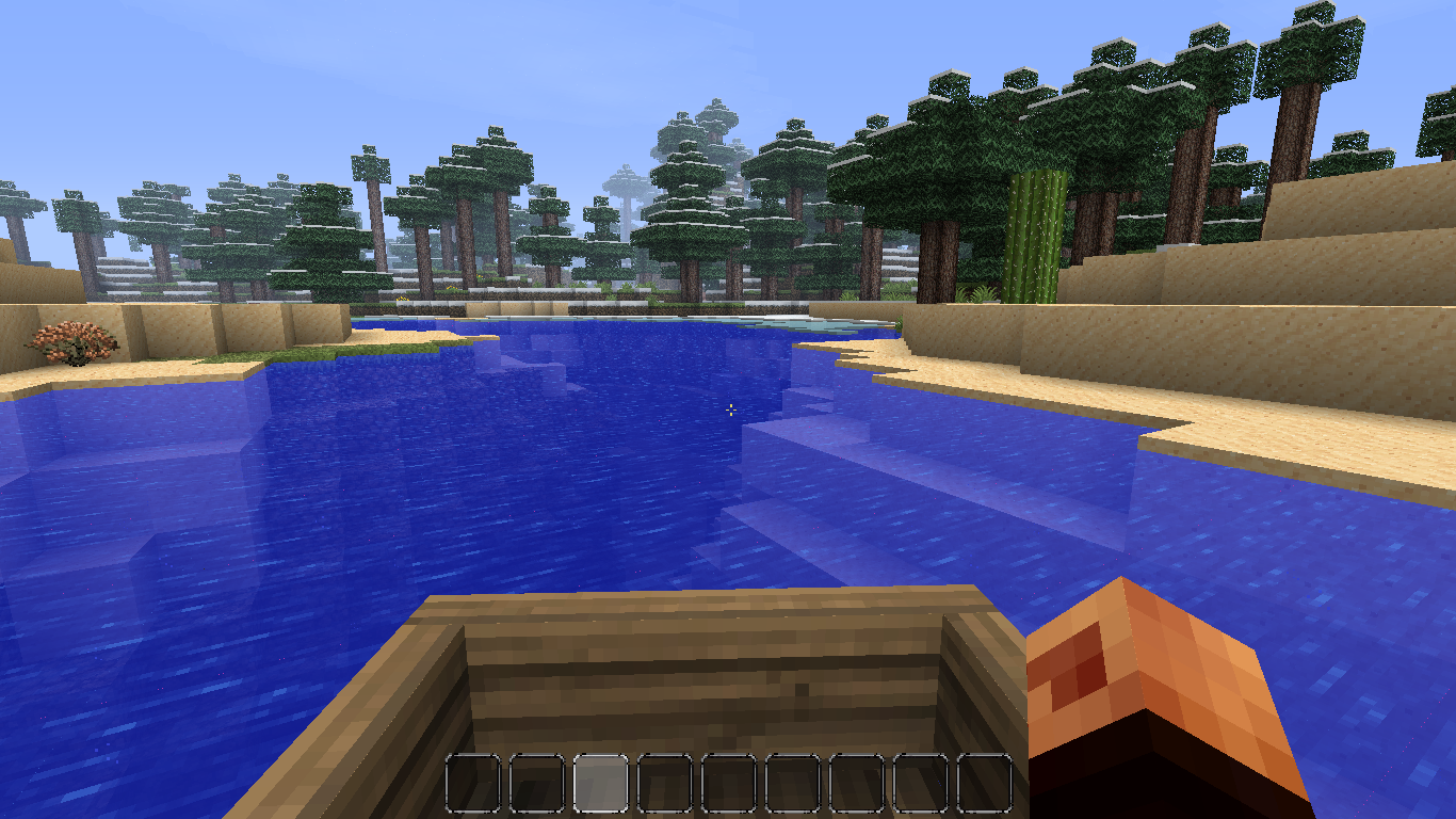 Comment faire un bateau en bois dans minecraft minecraft - Comment faire un evier dans minecraft ...