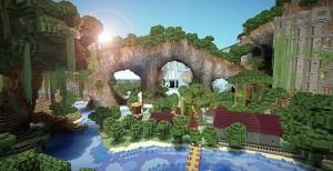 minecraft-map-ville-en-ruine