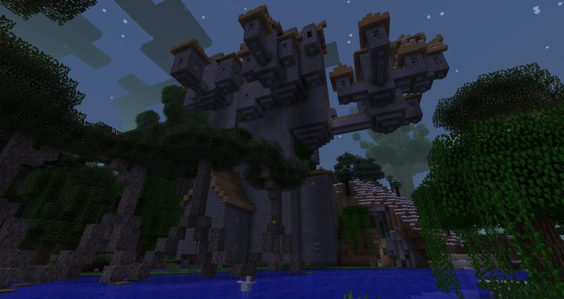 minecraft-mod-aventure-twilight-foret-chateau