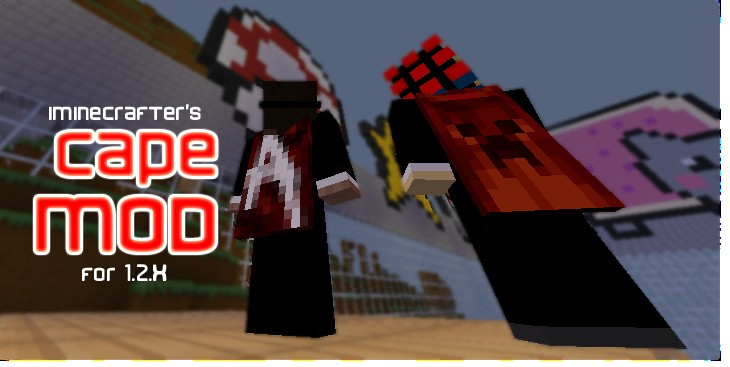 minecraft-mod-gameplay-minecapes