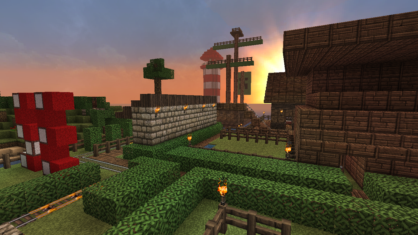 minecraft-serveur-survie-pvp-anarchy-frin-village