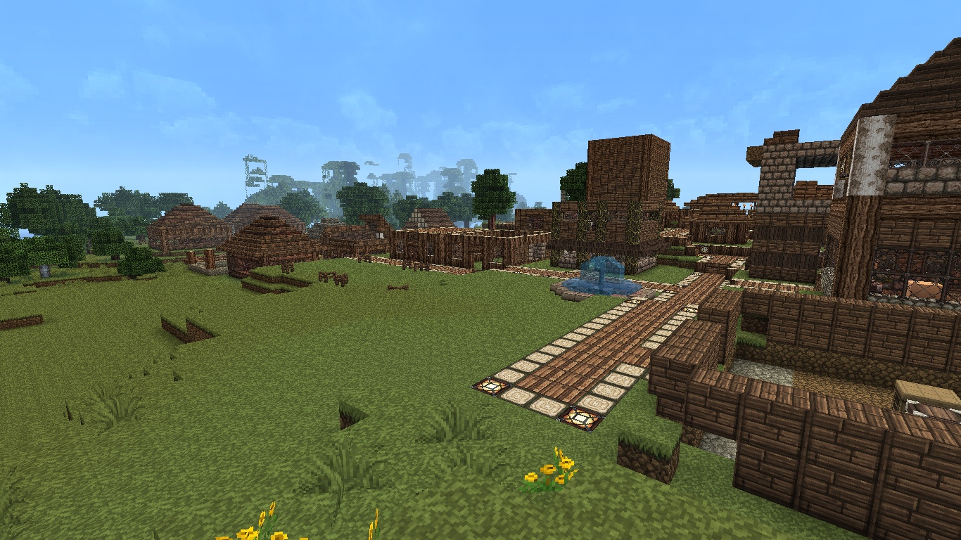 minecraft-servuer-libre-survie-cubix-ville