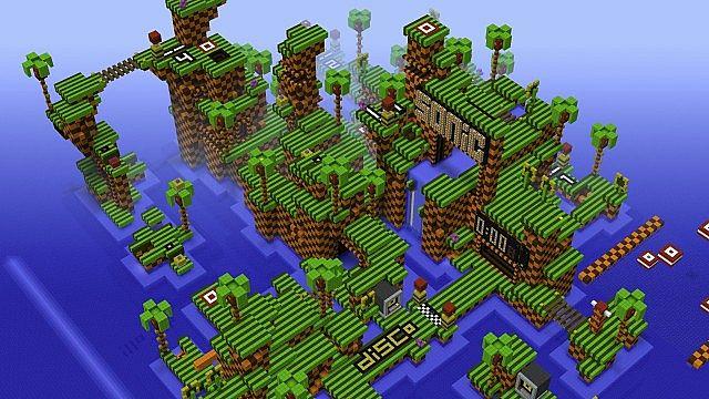 minecraft-map-autres-SonicThumb-disco-parcours