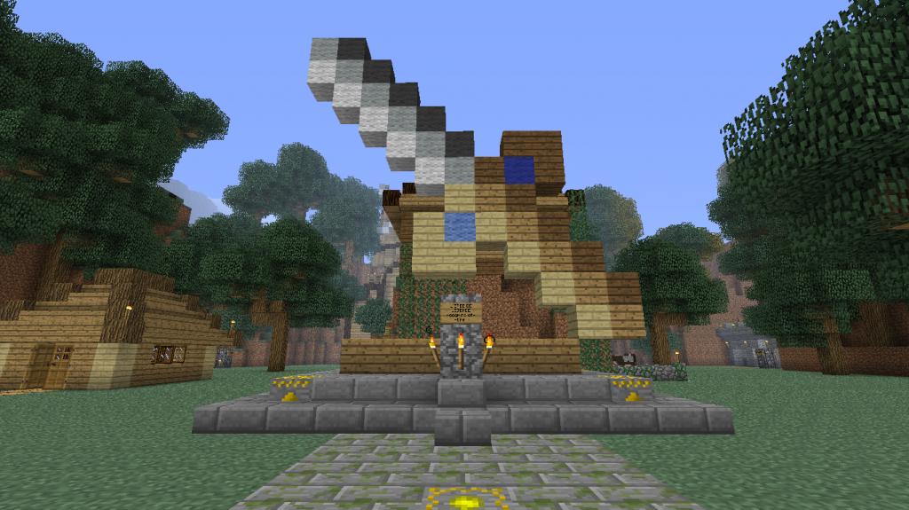 minecraft-map-aventure-zelda-epee