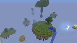 minecraft-map-survival-island-hunter