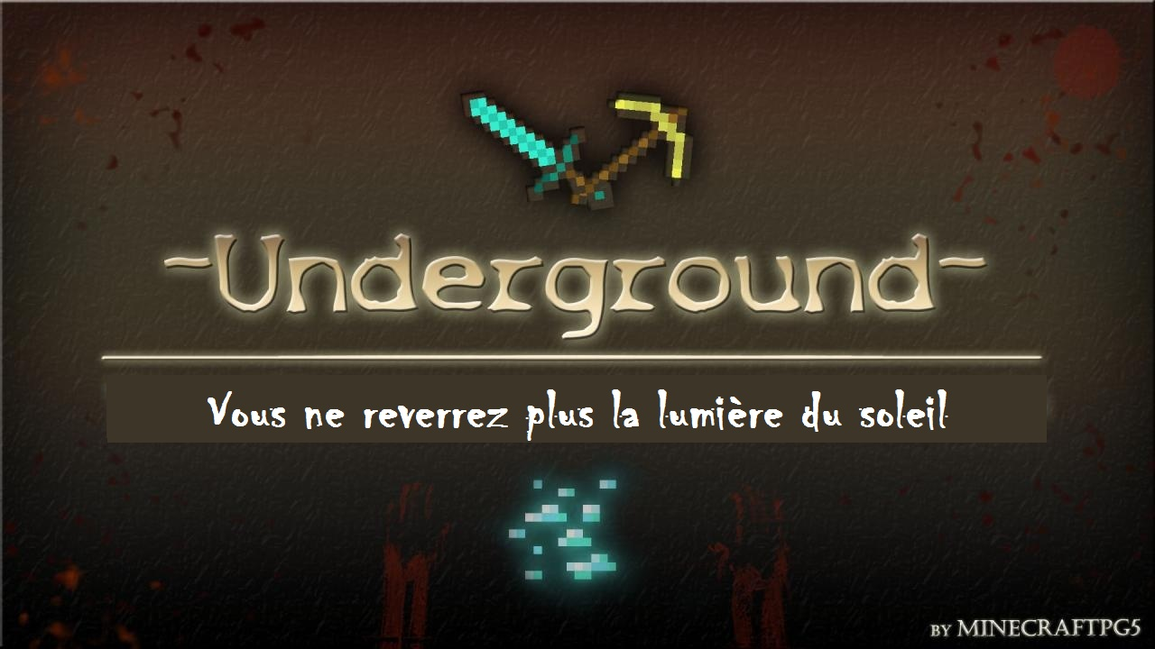 minecraft-map-survival-underground