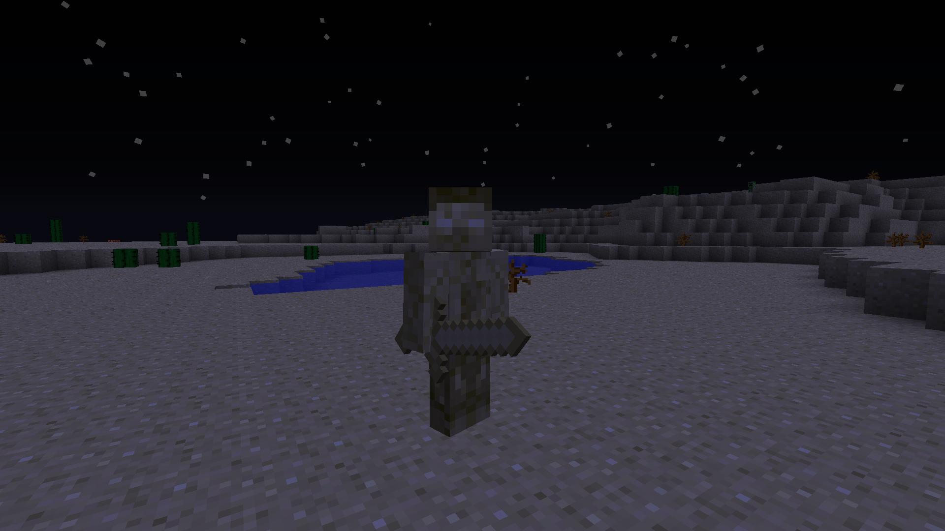 Minecraft mod aventure mob more herobrine sandstone