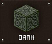 La version Dark apporte une touche plus sombre aux couleurs.