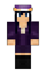 minecraft-skin-one-piece-nico-robin