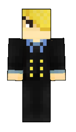 minecraft-skin-one-piece-sandy