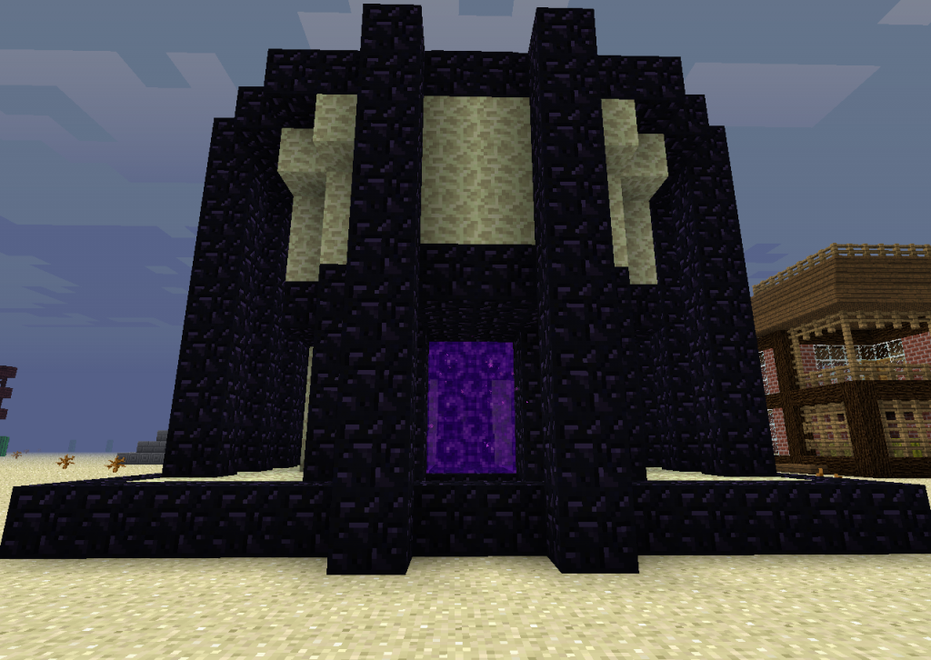 Ender Temple