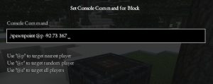minecraft-bloc-commande-spawn