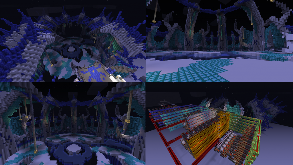 minecraft-map-death-sentence-arene