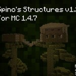 minecraft-mod-gameplay-aventure-spinos-structures