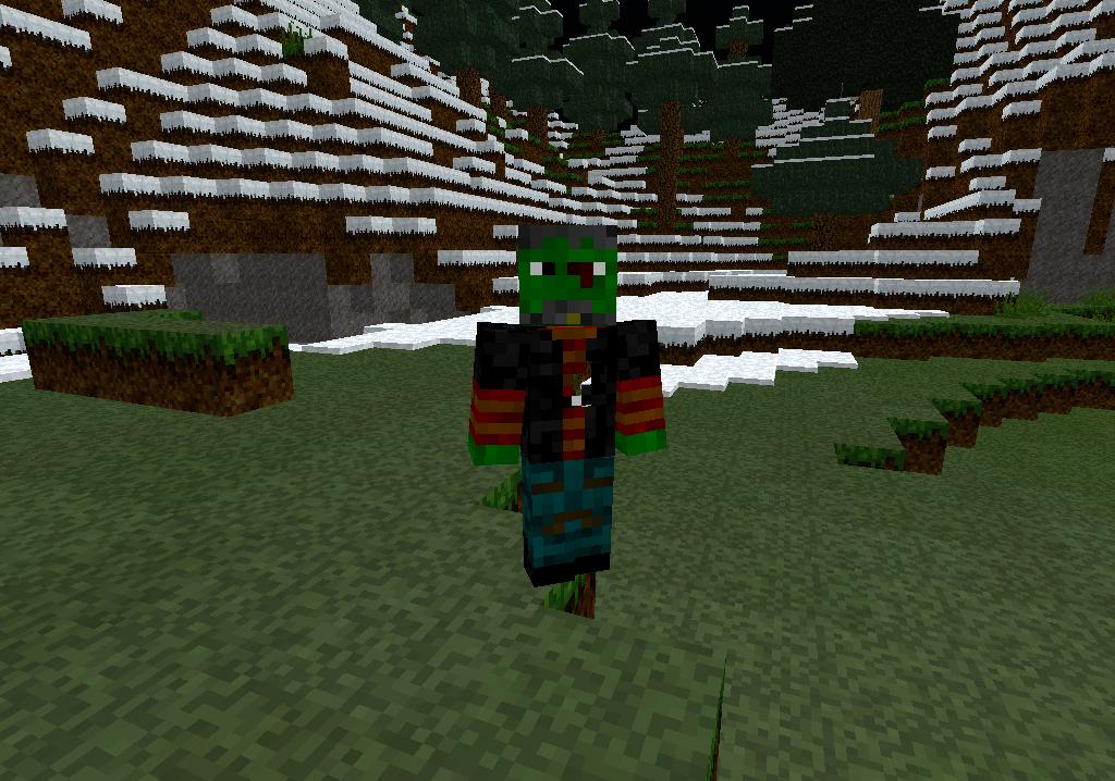 minecraft-mod-mob-mo-zombie-pirate