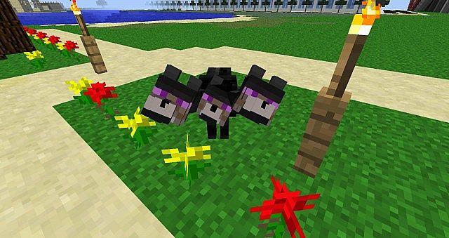 minecraft-mod-mob-plus-loup-cerberus