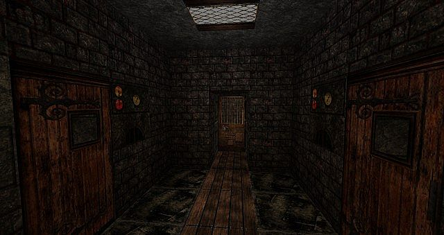 minecraft-texture-pack-128x128-silent-hill-couloir