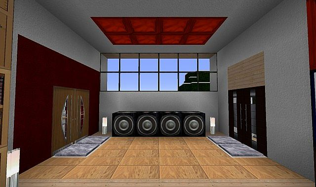 belle chambre minecraft modern realistic minecraft texture packs - Chambre Moderne Minecraft