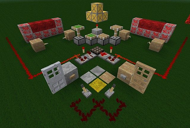 minecraft-texture-pack-64x64-HD-redstone