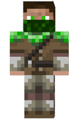minecraft-skin-chasseur-creeper