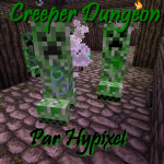 Minecraft-map-aventure-creeper-dungeon