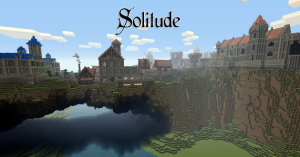 Minecraft-map-village-medieval-Solitude
