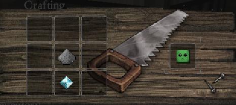 Minecraft-mod-craftable-head-creeper