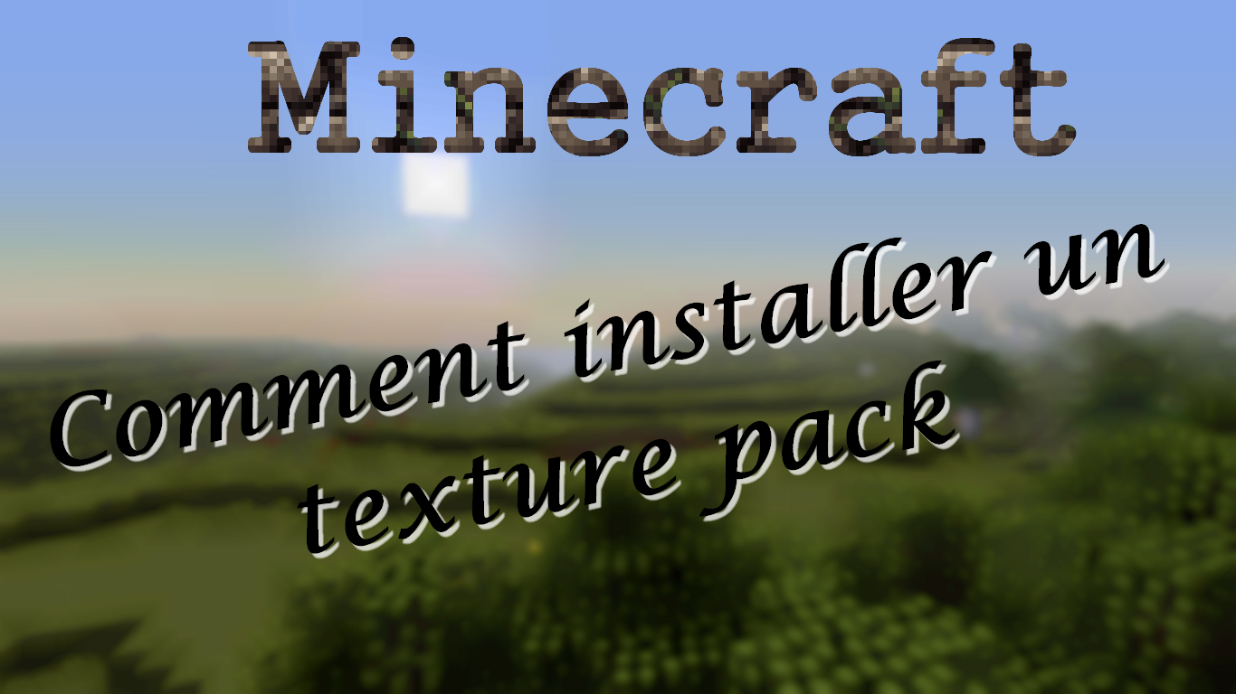 how to get into textures in minecraft