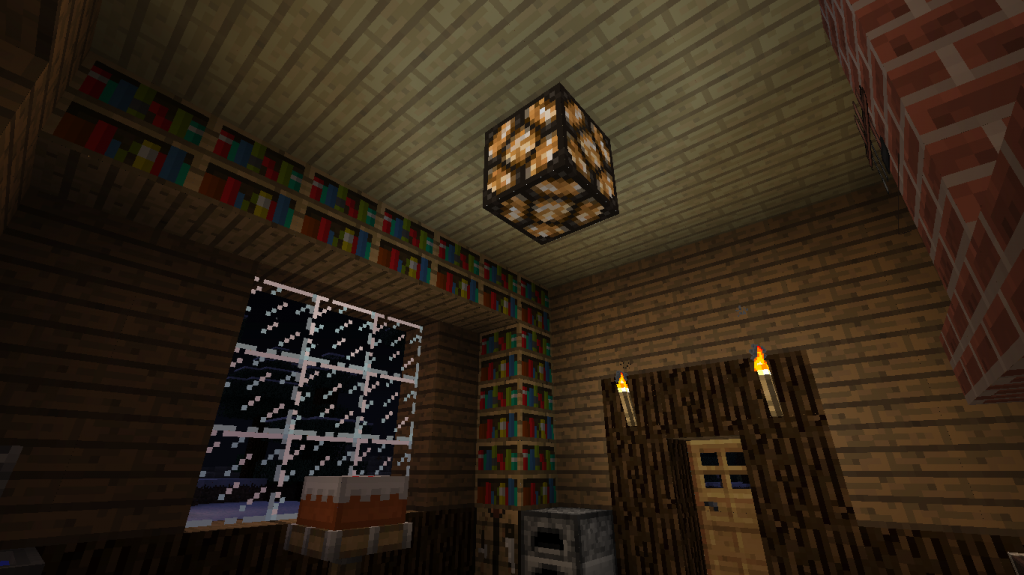 minecraft-lampe