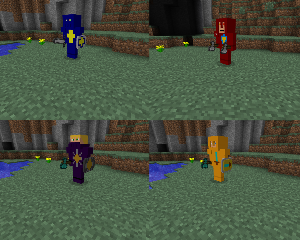 minecraft-mod-mob-witch-and-more-faction-knight