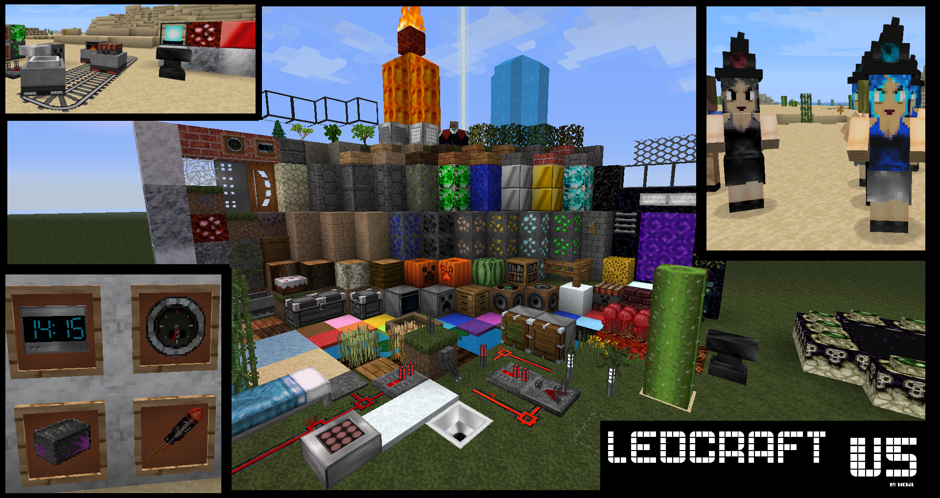 minecraft текстуры 32: