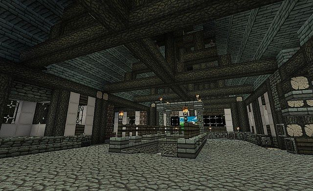 Top 10 des maisons minecraft minecraft for Decoration maison minecraft interieur