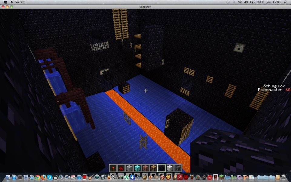 Minecraft-map-aventure-dungeon-doomaster-epreuve1