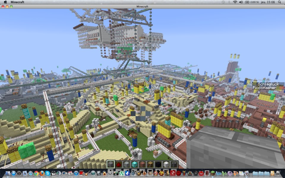 Minecraft-map-aventure-dungeon-doomaster-exterieur
