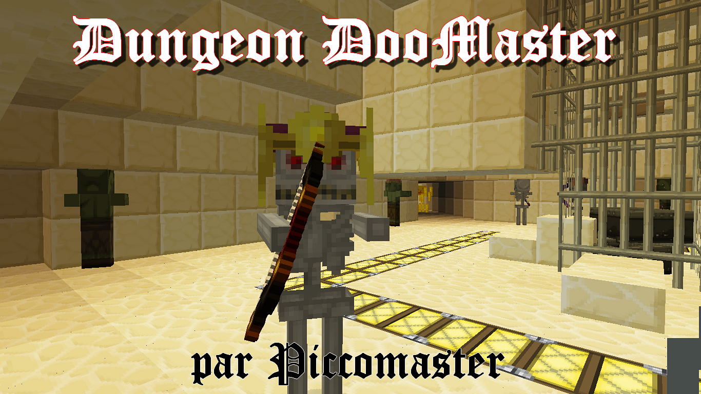 minecraft-map-aventure-dungeon-doomaster