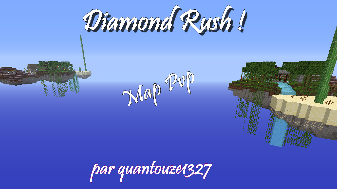 minecraft-map-pvp-diamond-rush