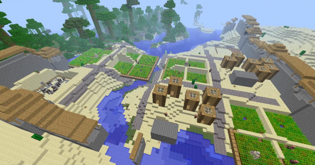 minecraft-mod-dungeon-pack-boss-ville-pnj