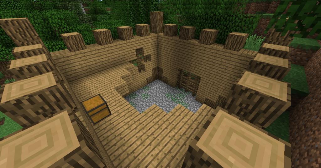 minecraft-mod-dungeon-pack-forest-prison